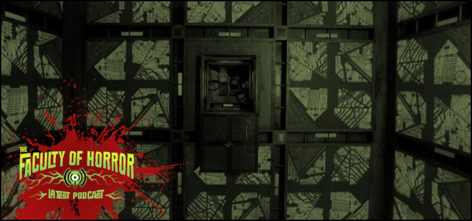 ... and ever changing narrative landscape of Vincenzo Natali's Canadian  cult film, Cube (1997). From workers rights to torture porn to prime  numbers, ...